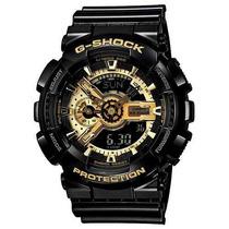 Relógio Casio G Shock Ga-110gb-1a Wr200 H.mundial 5 Alarme