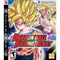 Dragon Ball Racing Blast (imediato) Ps3 Envio Sedex A Cobrar
