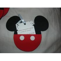 Brindes - Convite - Mickey E Minie