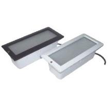 Embutido Parede Aluminio Injetado S/ Grade