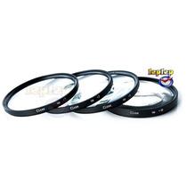 67mm Macro Kit Close Up Nikon D7000 D7100 D90 Com 18-105mm