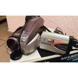 Videocamara Panasonic Nv-vj62pn
