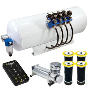 Kit Ar Em Bloco 8x1+ Controle I-system - Vw Gol G5 G6 G7