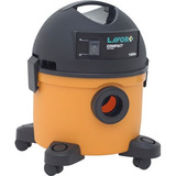 Kit Com 6 Sacos Descartáveis Para Aspirador Lavor Compact