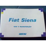 Manual Original Fiat Siena 2000 Elx 1.6