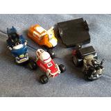 Lote De 4 Vehículos Tonka Chuck & Friends!!