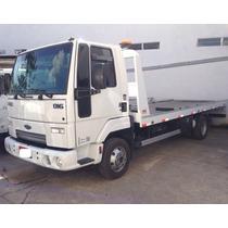 Caminhão Ford Cargo 816 Plataforma - 2013