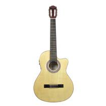 Guitarra Clásica Electroacustica C/corte Natural Marca Rmc