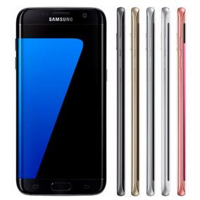 Samsung Galaxy S7 Edge 32gb Libre De Fabrica +nuevo+garantía