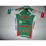 Camisa Oficial Team Funvic Pindamonhangaba (pedal Virtual)
