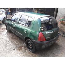 Renault Clio Rl 1.0,2000,sucata Somente Retirada De Peças
