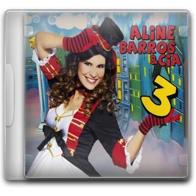 Aline Barros & Cia 3 *lançamento - Cd - Mk Music