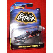 Batman Batmobile 1966 Tv Serie 1:50 Hot Wheels Bonellihq K18