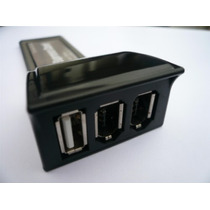 Usb2.0 Ieee 1394 Firewire Combo Expresscard 34/54.