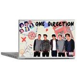 Skins Adhesivos Decorativos Para Pc Laptop One Direction