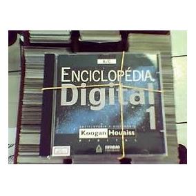 Cd-rom Enciclopedia Digital-koogan/houaiss-frete Gratis
