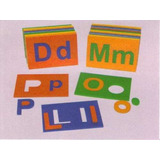Alfabeto Encaixado Script Em Eva - 310bm