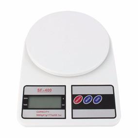 Balança Digital Alta Precisão Cozinha Alimento Comercio 10kg
