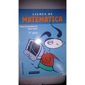 Lições De Matemática - 7ª Série ( Do Mestre )