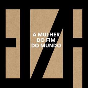 Lp Elza Soares - A Mulher Do Fim Do Mundo (2016) Lacrado