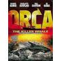 Dvd A Orca (baleia Assassina) (charlotte Rampling) Dublado