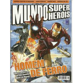 Mundo Dos Super-herois 22 - Europa - Bonellihq Cx86 K17