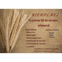 Kit De Insumos Para Elaboración De Cerveza Artesanal