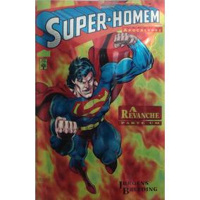 Super-homem Versus Apocalypse A Revanche Parte Um De Tres