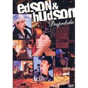 Dvd- Edson E Hudson - Despedida - Lacrado