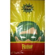 Hot Toys 1/6 Mms219 Batman 1966: Classic Robin Burt Ward