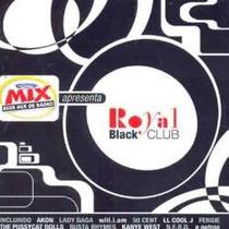 Cd Royal Black Club - Radio Mix Fm Vários