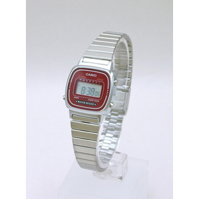 3e86525a000 Relogio Feminino Decorados - Relógio Casio no Mercado Livre Brasil