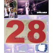Estampado Rayados Local 2002-2003. #28 Material Vinil