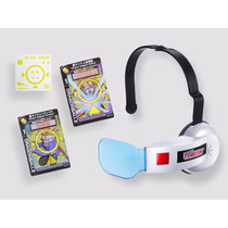 Rastreador Azul Dragon Ball Scouter Goku Vegeta Freezer
