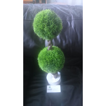Planta Topiario Artificial Fina