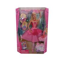 Barbie Zapatillas Mágicas Mattel Original Look D