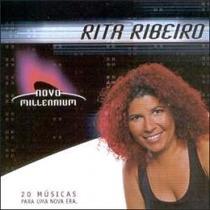 Cd Rita Ribeiro Novo Millennium