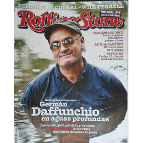 Rolling Stone Argentina No. 169 Abril 2012 Germán Daffunchio