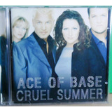 Cd Ace Of Base Cruel Summer Lacrado Dance Funk Black Pop