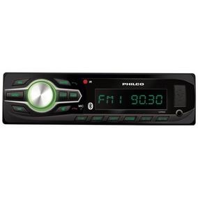 Auto Stereo Philco Csp5890 Cd Usb Display Multicolor 45x4w