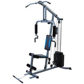 Estação De Musculação E Exercícios Avançada 45 Kg - Mor