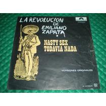 Vndac Disco Acetato Ep La Revolución De Emiliano Zapata