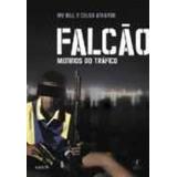 Livro Falcão, Meninos Do Tráfico Mv Bill E Celso Athayde