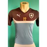 Camisa Do Botafogo De Treino #22 Modelo 2016