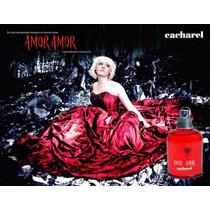 Perfume-amor Amor-cacharel 100ml - 100%- Original E Lacrado