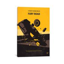 Mad Max: Fury Road Minimal Movie Poster By Chungkong, 40x2
