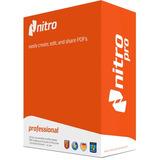 Editor Pdf Nitro Pro 11 Cree Y Edite Pdf A Word, Excel, Pwp