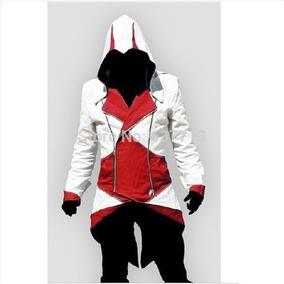 Jaqueta Fantasia Assassins Creed 3 ***pronta Entrega***