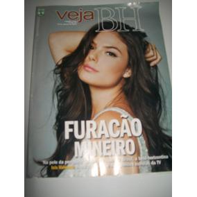 Revista Veja Bh Nº 15 - Isis Valverde