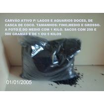 Carvão Ativo 40kg + 20kg De Sílica Fe+zeólita Filtrar Poço